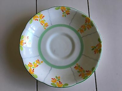 Vintage Grafton China Made in England Saucer