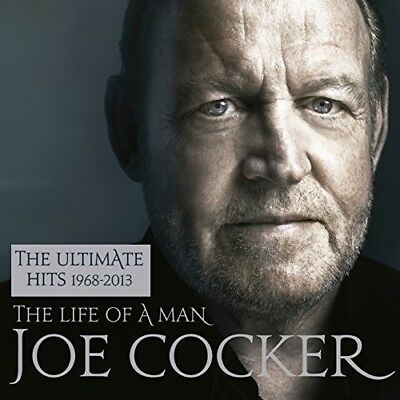 Joe Cocker - Life Of A Man Ultimate Hits 1968-2013 Essential CD New