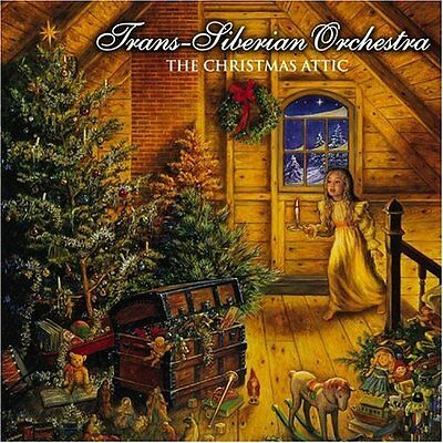Trans-Siberian Orchestra - Christmas Attic New CD