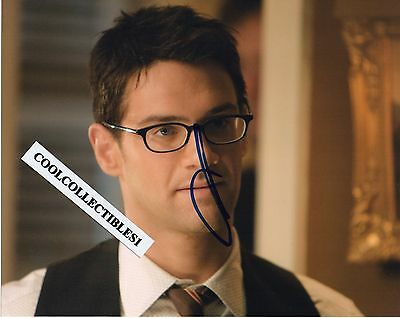 JUSTIN BARTHA THE HANGOVER IN PERSON SIGNED 8X10 COLOR PHOTO