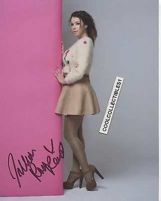 JILLIAN ROSE REED AWKWARD IN PERSON SIGNED 8X10 COLOR PHOTO 14 PROOF
