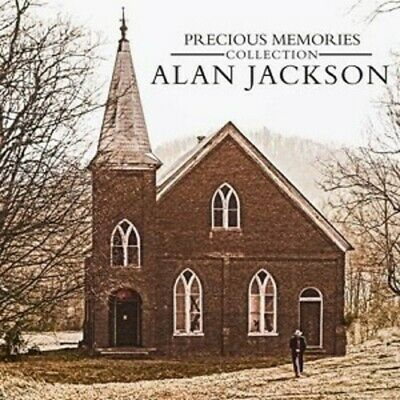 Alan Jackson - Precious Memories Collection Alan Jackson New CD