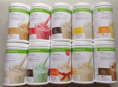 NEW Herbalife Formula 1 Healthy Meal Nutritional Shake Mix Buy 3  5 Discount