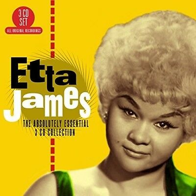 Etta James - Absolutely Essential 3CD Collection New CD UK - Import