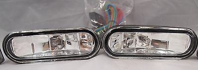 5 x 2 12V 55W H3 SUPER WHITE FOR DRIVING BUMPER FOG LIGHTS SCION