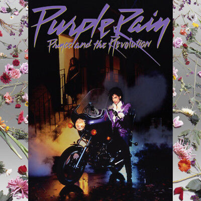 Prince - Purple Rain Deluxe CD With DVD Expanded Version 4 discs