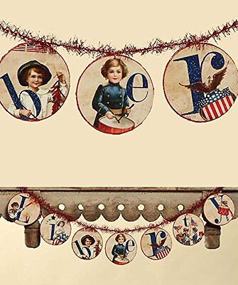 Fourth of July Decoration - Bethany Lowe Designs