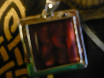 PARANORMAL COLLECTION INSPRIED Italian Renaissance Male Sang Vampire pendent