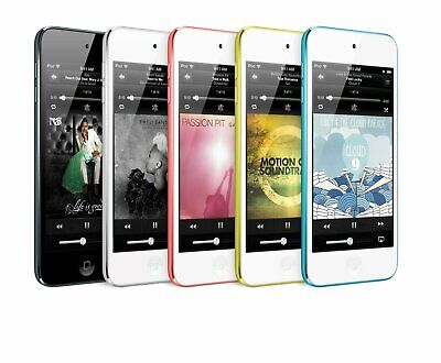 Apple iPod Touch 5th Generation - Used - Tested - All Colors - All Storage Sizes