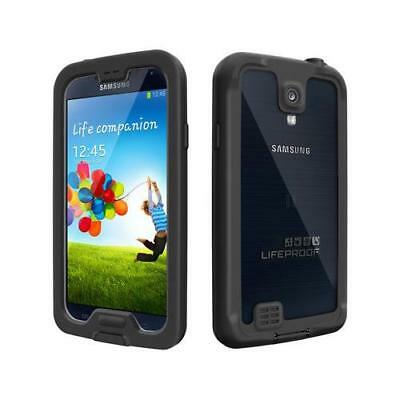 LifeProof NUUD BlackClear Case for Galaxy S4 1801-01