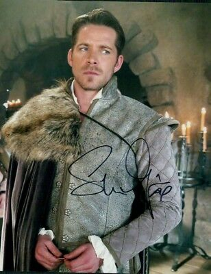Sean Maguire autographed 8x10 photo COA