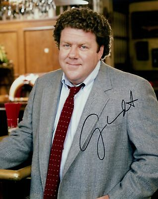 George Wendt autographed 8x10 photo COA