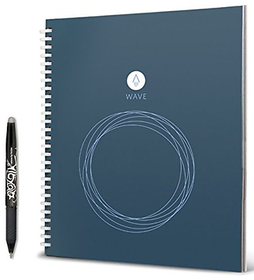 Rocketbook Wave Smart Notebook WAV-S9-5 x 8-5 NEW