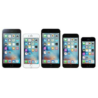 Apple iPhone All Models 8163264128GB AT-T T-Mobile  Sprint Locked