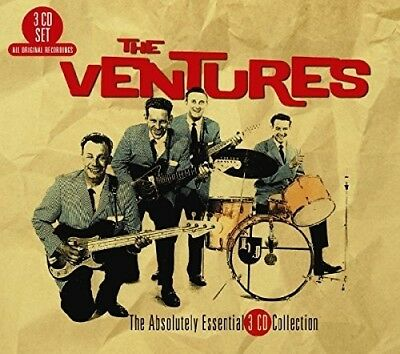 The Ventures - Absolutely Essential 3 CD Collection New CD UK - Import