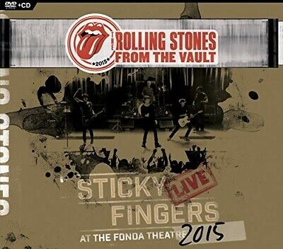 The Rolling Stones - From The Vault - Sticky Fingers Live At The Fonda Theater