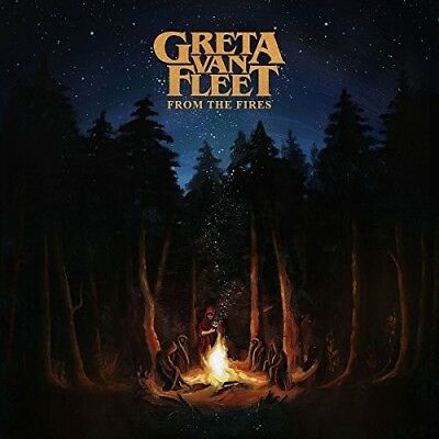 Greta Van Fleet - From The Fires New CD