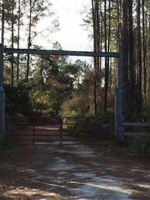 Florida Panhandle 2-51 ac Carabelle w wetlands private zoned home  mobiles