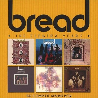 Bread - Elektra Years The Complete Album Collection New CD Boxed Set UK - Im