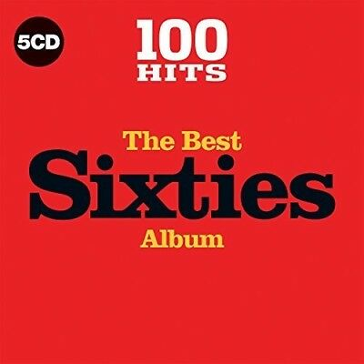 Various Artists - 100 Hits The Best 60s  Various New CD Boxed Set UK - Impo