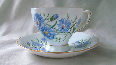 Vintage Colclough Made in England CUP - Saucer cupEL8-6