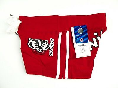 Wisconsin Badgers Shorts March Madness Junior Womens College Classics Short