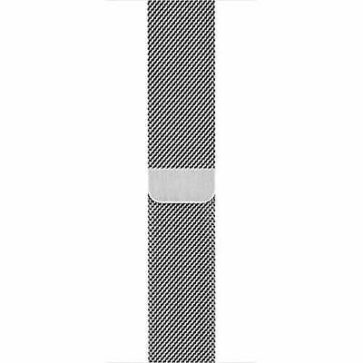 Genuine Apple Milanese Loop for Apple Watch 38mm MJ5E2ZMA Stainless Steel