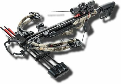 New 2018 Bear Karnage Apocalypse Crossbow Package Model  AC82A2A2175