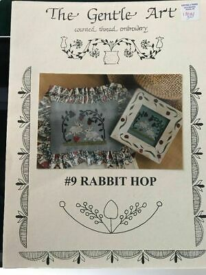 Cross Stitch Pattern Booklets RABBITS BUNNIES and BEATRIX POTTER