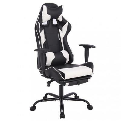 New High Back Racing Style Chair Ergonomic Swivel Office Desk Chair Gaming Chair