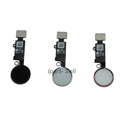 OEM Home Button Main Key Flex Cable Replacement Part For iPhone 8 iPhone 8 Plus