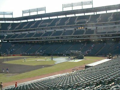 Texas Rangers Opening Day Houston Astros March 29 Lower Level Box Seats