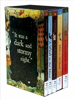 A Wrinkle in Time Quintet The Wrinkle in Time Quintet Set by Madeleine-