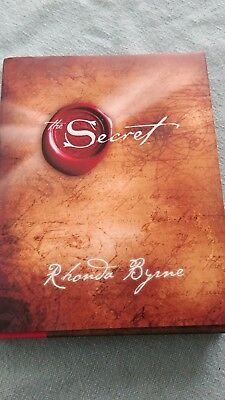 The Secret by Rhonda Byrne 2006 Hardcover w dust jacket