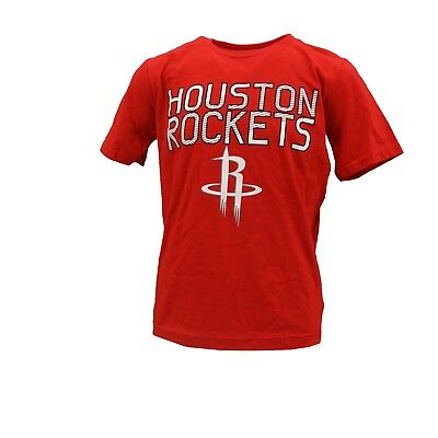 Houston Rockets Official NBA Apparel Kids Youth Size T-Shirt New with Tags