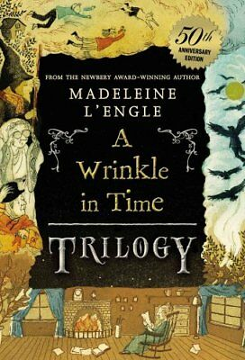 A Wrinkle in Time Quintet A Wrinkle in Time Trilogy by Madeleine LEngle-