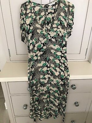 As seen on Kate Middleton -Top Shop tea dress size 10