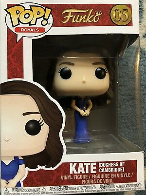 Funko POP Royals - Kate MiddletonDuchess of Cambridge-05