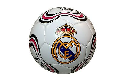 Real Madrid Authentic Official Licensed Soccer Ball Size 5   SHIPPED INFLATED