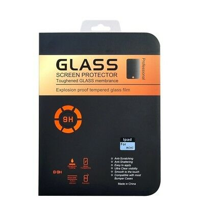 HD Clear Tempered Glass Screen Protector For New iPad 6th Generation 9-7 2018