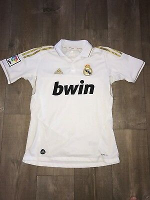 Real Madrid Soccer Jersey Adidas Youth XL