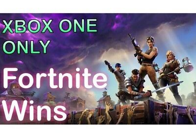 1 Fortnite Battle Royale Win Any Mode XBOX ONE ONLY PAYPAL ONLY