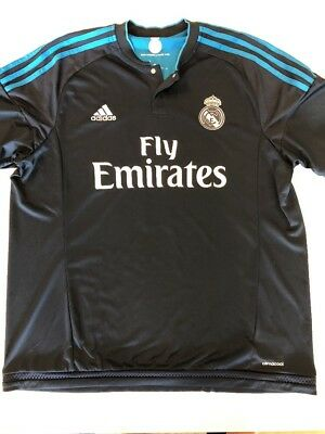 Adidas Real Madrid Cristiano Ronaldo 7 Jersey Kit Shirt Xl