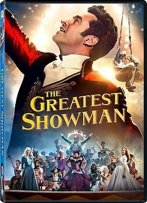 The Greatest Showman DVD 2018 Brand NEW Sealed -  FREE SHIPPING in USA