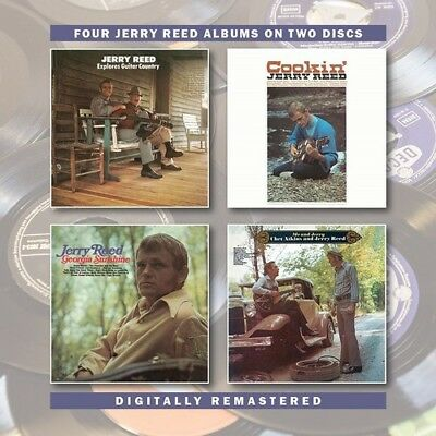 Jerry Reed - Jerry Reed Explores Guitar Country  Cookin  Georgia Sunshine  Me