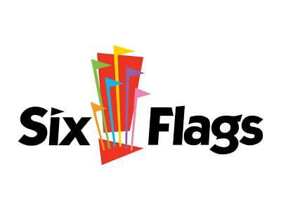 Six Flags Single Day Ticket ANY park EXP 123118 Think Fright Fest