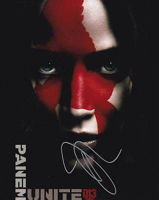 Jennifer Lawrence In-person AUTHENTIC Autographed Photo COA SHA 85718