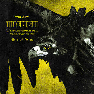 Twenty One Pilots - Trench New CD