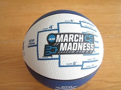 Mini basketball 7 NCAA March Madness 2018 7 - New in package - Wilson Brand