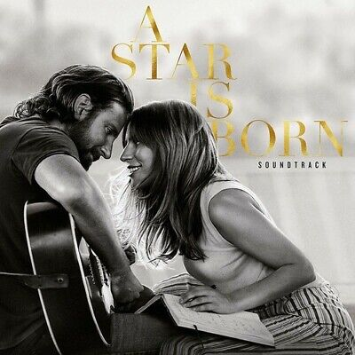 Lady Gaga  CooperB - A Star Is Born Original Soundtrack New CD Explic